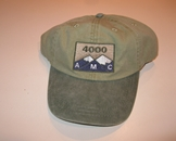 AMC 4000-Footer Club Baseball Cap Green