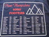 4000-Footer Club T-shirt