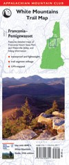 AMC Franconia-Pemigewasset Trail Map