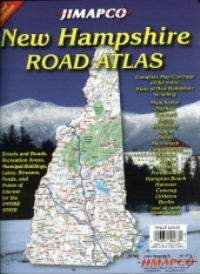 Jimapco New Hampshire Road Atlas