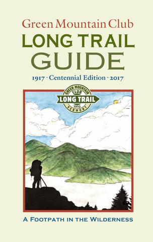 Long Trail Guide Books & Maps - The Mountain Wanderer