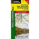 Trails Illustrated Map: Harriman/Bear Mountain/Sterling Forest