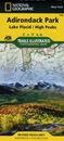 Trails Illustrated Adirondack Map: Lake Placid/High Peaks