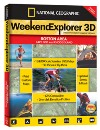 National Geographic Weekend Explorer 3D: Boston Area, Cape Cod and Rhode Island,